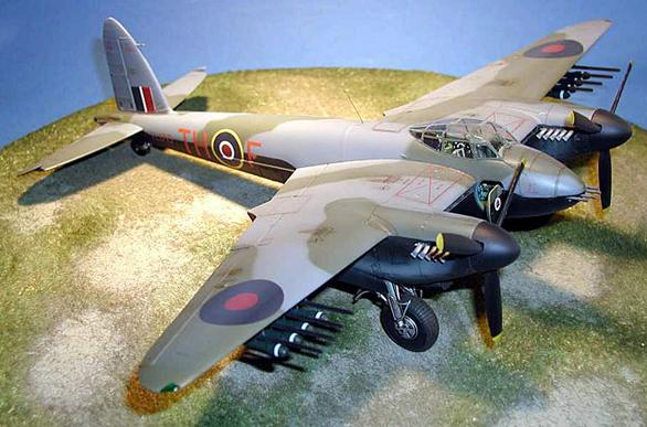 De Havilland Mosquito FB. Mk.VI