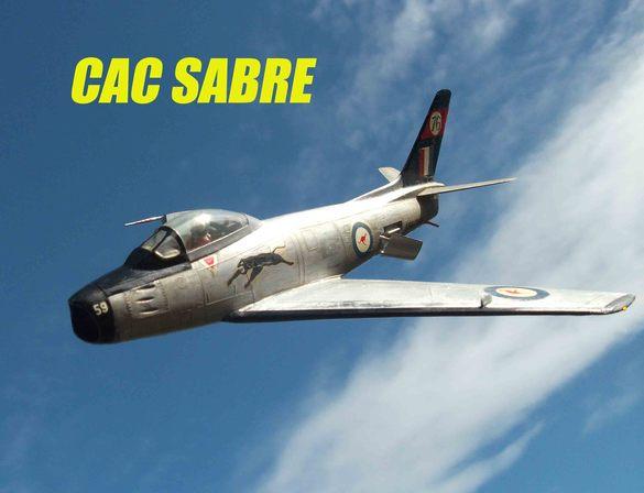 airfix sabre