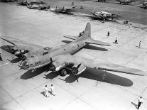 B-17 Flying Fortress backbone of the US 8th Air Force