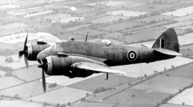 Bristol Beaufighter two seat low level strike fighter