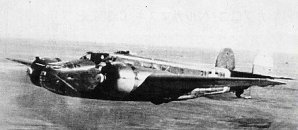 Caproni Bergamaschi developed from a transport plane