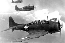 Douglas SBD Dauntless deadly dive bomber