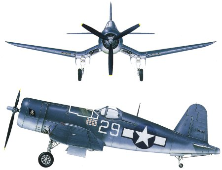vought f4u corsair history photos specification of the vought