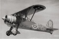 Fiat CR.42 the single seat biplane fighter