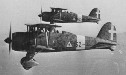 Fiat CR.42 aegean theatre