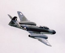 Gloster Meteor single-seat fighter
