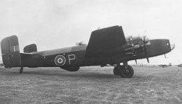 Handley Page Halifax is great all-rounder