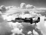 Handley Page Halifax known as a troop transport