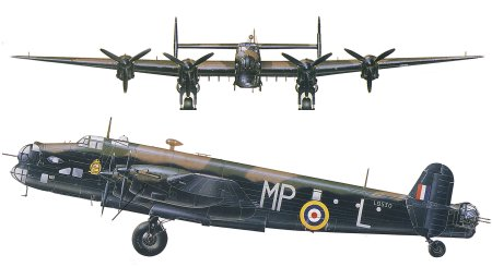 Handley page halifax history photos specification of the handley