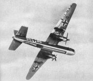 Heinkel He 177 Greif came to grief