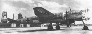 Heinkel He 219 UHU was from prototype to night warrior