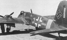 Henschel Hs 129 single-seat close support and anti-tank aircraft