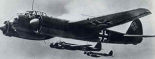 The Junkers Ju 88 shipping attack