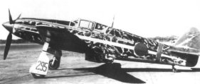 Kawasaki Ki-61 Nationalist Chinese Hien