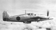 Kawasaki Ki-61 is a single-seat fighter