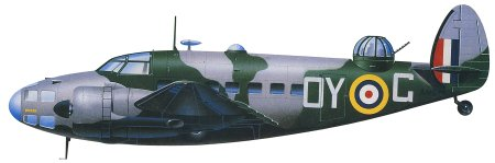 Lockheed Hudson (PBO-1 / A-28 / A-29 / AT-18) - Specifications ...