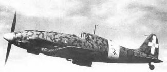 Italy's finest wartime fighter Macchi 202/205V