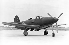 Single Seat Fighter P-39 Airacobra