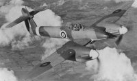 Westland Whirlwind at low-level striker