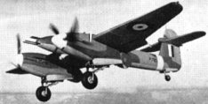 Westland Whirlwind a capable dogfighter
