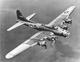 United States Army Air Force (USAAF) B-17 Flying Fortress equipped with...