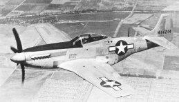 North American P-51D Mustang - history, photos